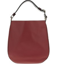 Whistles Blake Large Leather Hobo