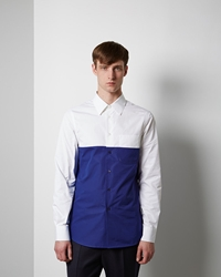 Marni Polo Collar Shirt Lily White