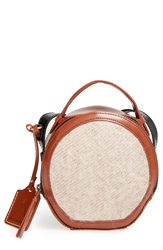 Kelsi Dagger Brooklyn 'Canteen' Crossbody Bag Natural Multi