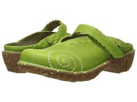 El Naturalista Yggdrasil Ng96 Green Women's Shoes