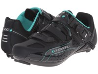 Louis Garneau Cristal Black Women's Cycling Shoes