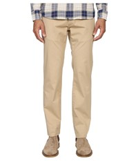 Billy Reid Leonard Chino Pants Khaki Men's Casual Pants