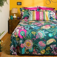 Desigual Paisley Bloom Duvet Cover King