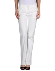 John Richmond Dress Pants Ivory