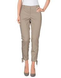 Dkny Pure Casual Pants Light Grey