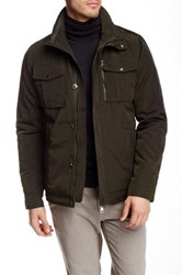J. Lindeberg Bailey 46 Structured Jacket Green