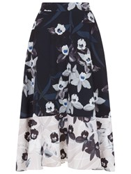Fenn Wright Manson Sun Skirt Midnight Bloom