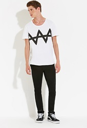 Forever 21 Zee.Gee.Why. Dropsticks Chinos Black