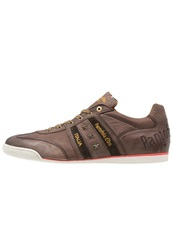 Pantofola D Oro Ascoli Trainers Tortoise Shell Dark Brown