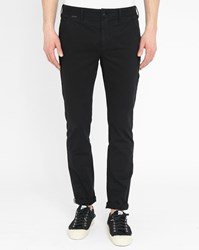 Eleven Paris Black Raf Chinos