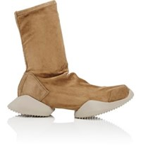 Adidas X Rick Owens Men's Runner Ankle Boots Tan