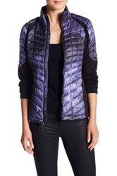 The North Face Thermal Hybrid Jacket Purple