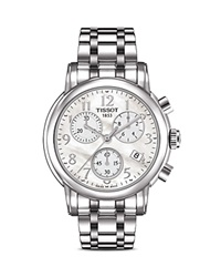Tissot Dressport Watch 35Mm White