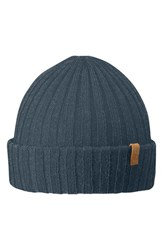 Fjall Raven Men's Fjallraven Cuffed Beanie Grey Graphite