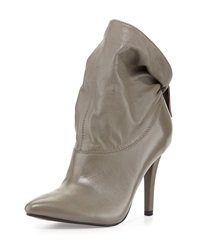 Report Signature Dunstan Tab Back Bootie Gray