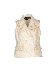 Rochas Suits And Jackets Blazers Women Ivory