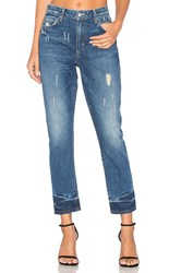 Lovers Friends Logan High Rise Tapered Jean Grove
