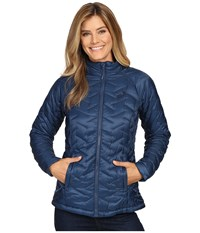 Jack Wolfskin Icy Creek Dark Sky Women's Clothing Navy
