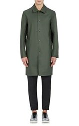 Stutterheim Raincoats Vasastan Raincoat Green