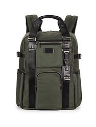 Tumi Lejeune Convertible Backpack Tote Spruce