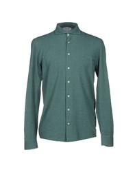 Gran Sasso Shirts Shirts Men Green