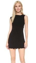 Jay Ahr Sleeveless Dress Black