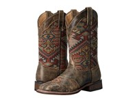 Laredo Scout Brown Cowboy Boots