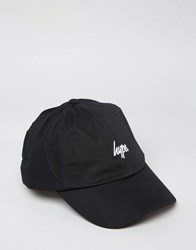 Hype Baseball Cap Black