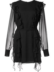 Thomas Wylde 'Love' Dress Black