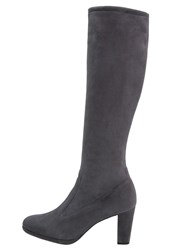 Peter Kaiser Cessil Boots Fumo Dark Grey