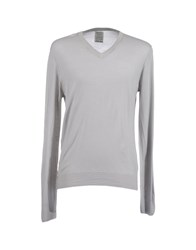 Original Vintage Style Knitwear V Necks Men Lead