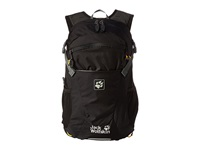 Jack Wolfskin Moab Jam 18 Black Backpack Bags