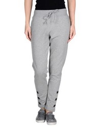 Odi Et Amo Casual Pants Light Grey