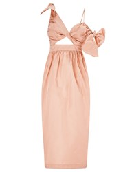 Alice Mccall Ballet Love Is Greed Dress Pink
