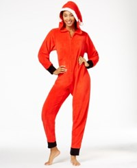 Pj Couture Character Hooded Jumpsuit Santa