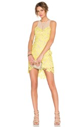 Lovers Friends Larissa Dress Yellow
