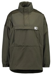 Carhartt Wip Short Coat Cypress Dark Green