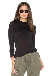 Bcbgeneration Turtleneck Tee Black