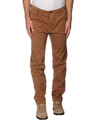 Novemb3r Casual Pants Brown