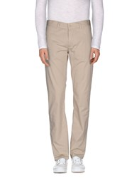 Bikkembergs Trousers Casual Trousers Men Sand