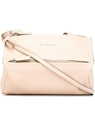 Givenchy Mini 'Pandora' Bag Nude And Neutrals