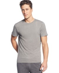 32 Degrees By Weatherproof Crew Neck T Shirt Grey Heather