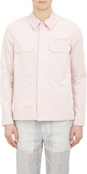 Duckie Brown Twill Work Jacket Pink Size 38