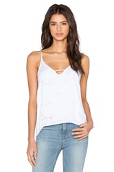 Feel The Piece Atlantis Tank White