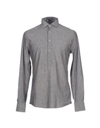 Italia Independent Shirts Grey