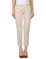 Pt0w Casual Pants Beige