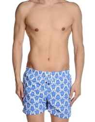 Aimo Richly Swimming Trunks Blue