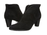 Ara Tricia Black Suede 1 Women's Dress Pull On Boots