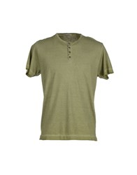 Bellwood Topwear T Shirts Men Deep Jade