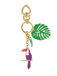 Juicy Couture Toucan Charm Key Holder